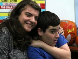 Autistični dječak spasio drugaricu zahvaljujući Sunđer Bobu