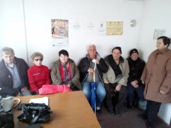 Pozivom na 1433 pomoć za slijepe Foče, Kalinovika i Čajniča