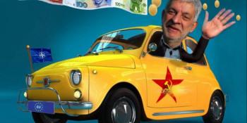 Najava: Pozorišna predstava 'Crnogorac u tranziciji'