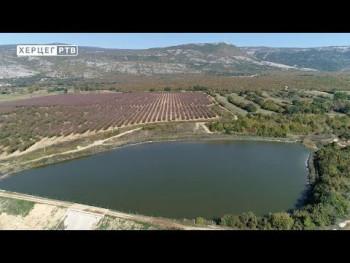 Ljubinje: Sistem za navodnjavanje poljoprivrednicima na raspolaganju od proljeća (VIDEO)