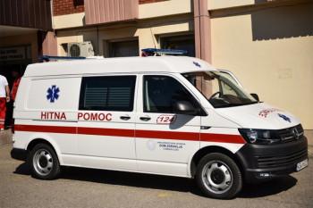 Sanitetska vozila za 15 domova zdravlja vrijedna 1,5 miliona KM