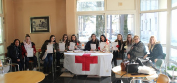 Obilježen dan volontera u Nevesinju