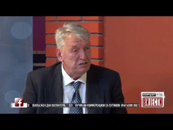 Gost 'Vijesti': Manojlo Ćuk, direktor JU Centar za informisanje i obrazovanje (VIDEO)