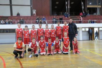 Mladi nevesinjski košarkaši superiorni u Mini basket ligi