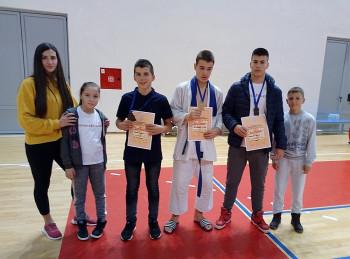 Гатачки џудисти освојили двије златне и двије бронзане медаље на такмичењу у Подгорици