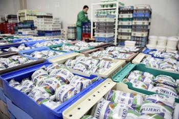 Bileća: Mlijeko standardnog kvaliteta ima 90 odsto kooperanata