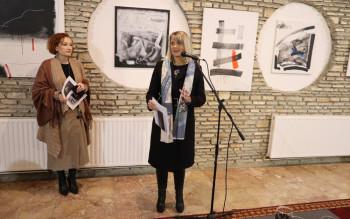 Gacko: Otvorena izložba slika bugarskog umjetnika Nikolaja Ruseva