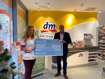 Trebinje: DM uručio donaciju za ozelenjavanje i uređenje vidikovca