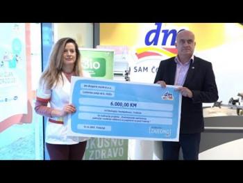 Trebinje: DM uručio donaciju za ozelenjavanje i uređenje vidikovca (VIDEO)