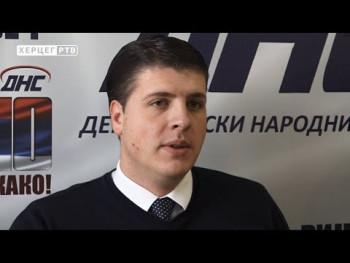 Bojan Šapurić i dalje potpredsjednik Skupštine grada Trebinja?!  (VIDEO)