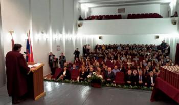 Медицински факултет Фоча: Хипократову заклетву положило 111 дипломаца