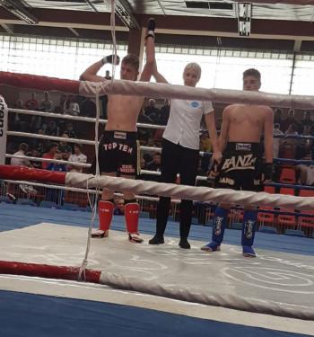 Невесињски кик боксери успјешни у Сплиту