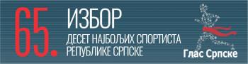 Izbor deset najboljih sportista Republike Srpske