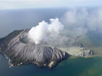 Novi Zeland: Minuta ćutanja za žrtve vulkana