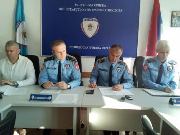 Foča: Fizički obračuni uznemirili građane, policija će sve preduzeti da se ne ponove