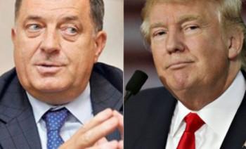 Dodik: Podrška Trampu i osnovnim ljudskim vrijednostima