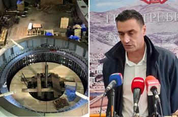 Мишељић: Један агрегат у ХЕ 'Плат' прорадиће половиним фебруара