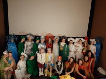 Ruski glumci igrali za najmlađe u Andrićgradu