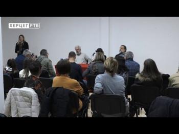 Nova knjiga Đorđa Sladoja predstavljena u Trebinju (VIDEO)