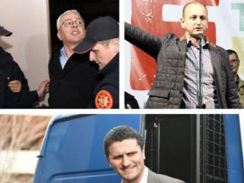 Посланици Демократског фронта пуштени из притвора