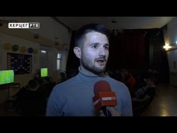 U Trebinju organizovan Novogodišnji turnir PES2020 (VIDEO)