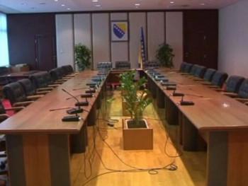 Savjet ministara o privremenom finansiranju za prvi kvartal 2020.