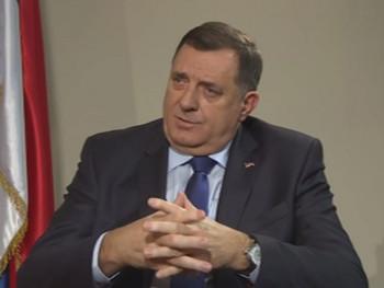 Dodik: Ilegalne migracije podsjećaju na proces kolonizacije