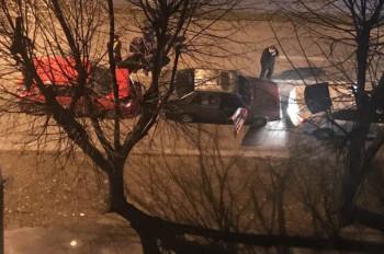 Sinoć u Trebinju tri saobraćajne nezgode