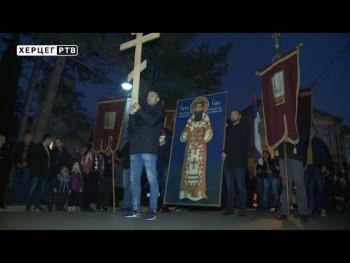 Podrška Srbima u Crnoj Gori i iz Bileće (VIDEO)
