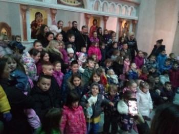 Foča: Pijukanjem se zasladili pred Božić