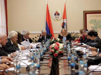 Sjednica Senata Republike Srpske
