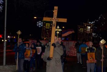 Fočaci: Ne damo svetinje, ne damo Crnu Goru, jezgro srpskog naroda i državnosti!