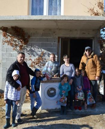 Saborci darovali najmlađeg pripadnika Vojske RS iz Nevesinja