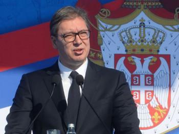 Vučić: Srbija će uvijek biti oslonac za Srpsku