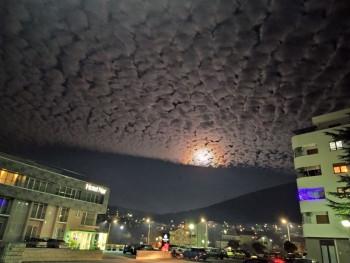 Nebo iznad Trebinja kao iz bajke