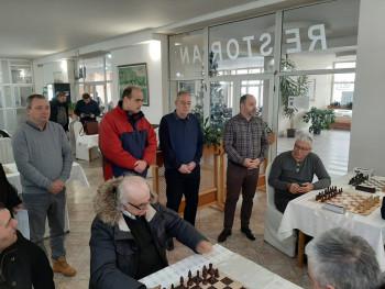 Višegrad: Počeo memorijalni šahovski turnir