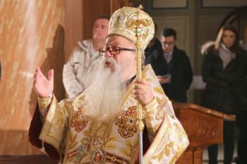 Mitropolit Hrizostom sutra služi u Andrićgradu