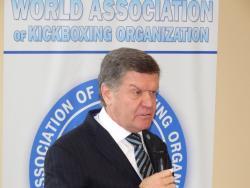 Pelević novi predsjednik Svjetske kik-boks federacije