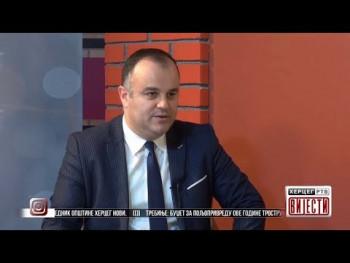 Gost Vijesti u 16.30: Stevan Katić, predsjednik Opštine Herceg Novi (VIDEO)
