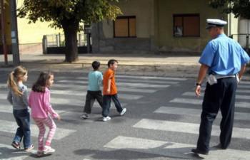 PU Trebinje: Pojačana kontrola saobraćaja u školskim zonama