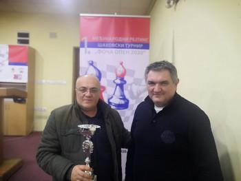 Valjevac najbolji na Međunarodnom rejting turniru