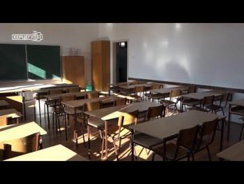 Bileća: Srednjoškolci bojkotuju nastavu zbog lošeg grijanja (VIDEO)