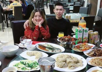 Sa trebinjskim Kinezima na novogodišnjoj večeri