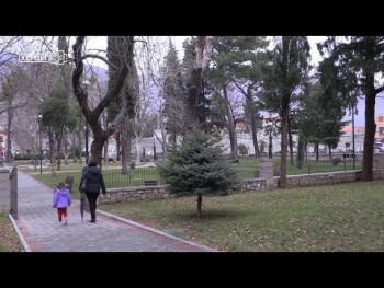 Intermeco: Oblačan zimski popodnev u gradu na Trebišnjici (VIDEO)
