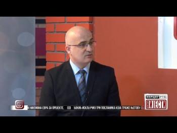 Гост Вијести у 16.30: Драгослав Бањак, предсједник Скупштине града Требиње (ВИДЕО)