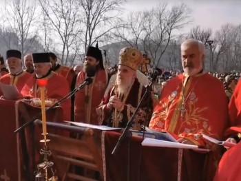 Патријарх Иринеј поручио црногорским властима да се оставе ђавољих дјела