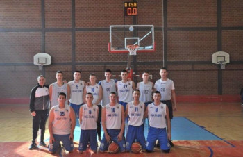Srebro za košarkaše OKK 'Gacko'