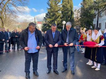 Višković u Bileći: Vlada će nastaviti da pomaže infrastrukturne projekte