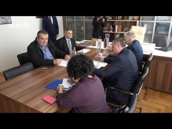 Višković: Vlada će podržati realizaciju različitih projekata u opštini Bileća (VIDEO)