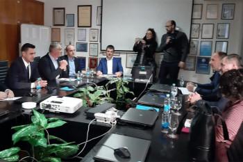Višković: U ovoj godini izgradnja brane i mašinske zgrade HE 'Dabar'